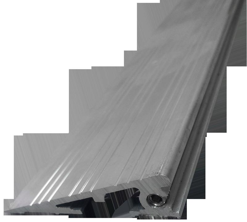 Ramp profile 17 mm