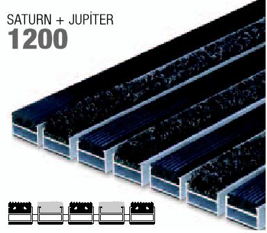 Saturn + Jupiter
