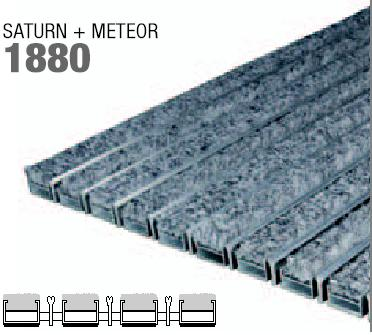 Saturn + Meteor